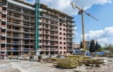 Budowa etap I. Kwiecień 2016